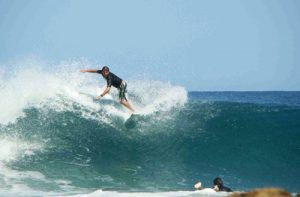 Surf à Cabo Ledo