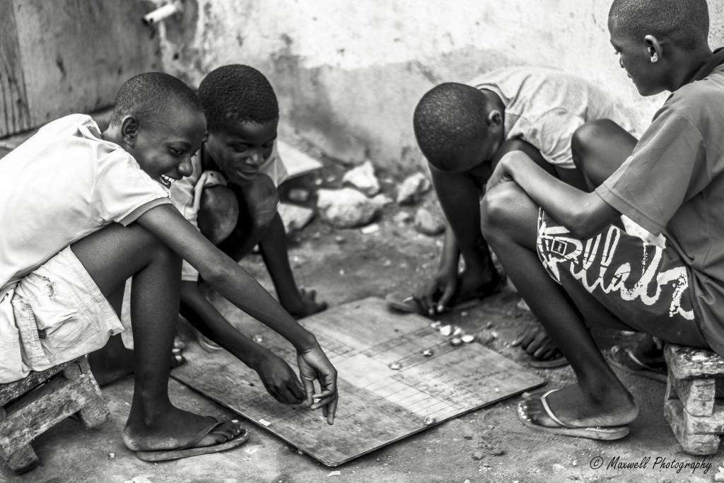 Street Games de Guillaume Boullenois