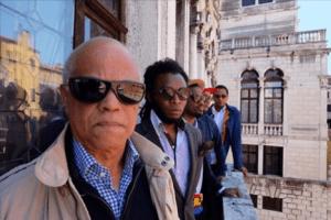 António Ole à la Biennale de Venise 2015