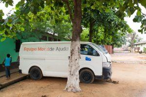 L'ambulance du Samusocial