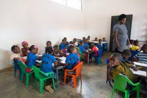 Ecole primaire Mulemba